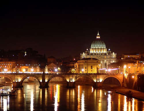 LUXURY ROME AND TUSCANY