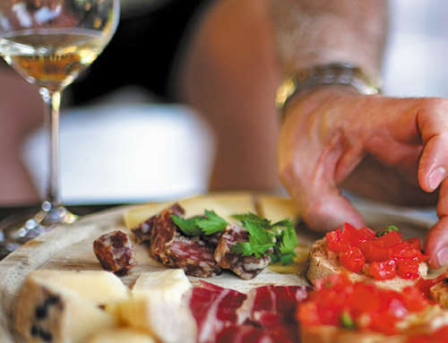 UMBRIA, TUSCANY AND ROME GOURMET TOUR