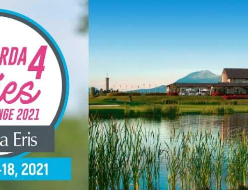 LAKE GARDA 4 LADIES GOLF CHALLENGE 2021 – Dr Irena Eris