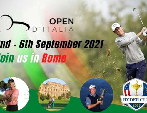 Open d'Italia 2021, Road to Ryder Cup 2023